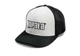 Rapala® Trucker Mesh Back Cap - Black