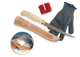 Fillet Knife and DVD Kit