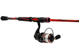 Red Line Spinning Combo