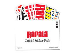 Rapala® Brands Official Sticker Pack