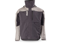 Rapala® Pro Rain Jacket Grey Black