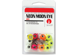 NME Glow Neon Moon Eye Jig Kits