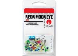 NME UV Neon Moon Eye Jig Kits