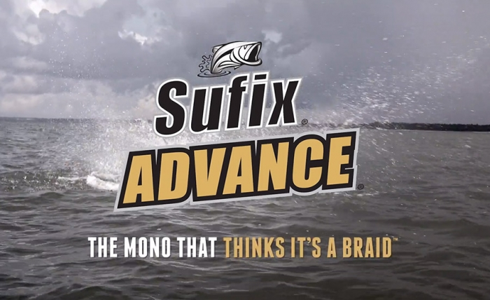 NEW SUFIX® ADVANCE™ MONOFILAMENT TICKS ALL THE BOXES