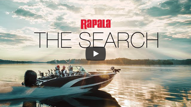 Rapala's 'The Search'