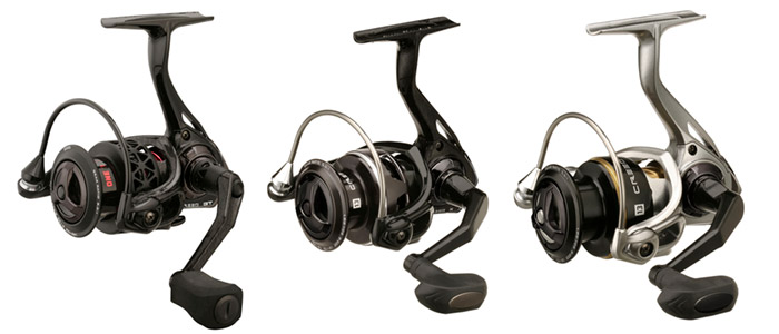 Creed Spinning Reels