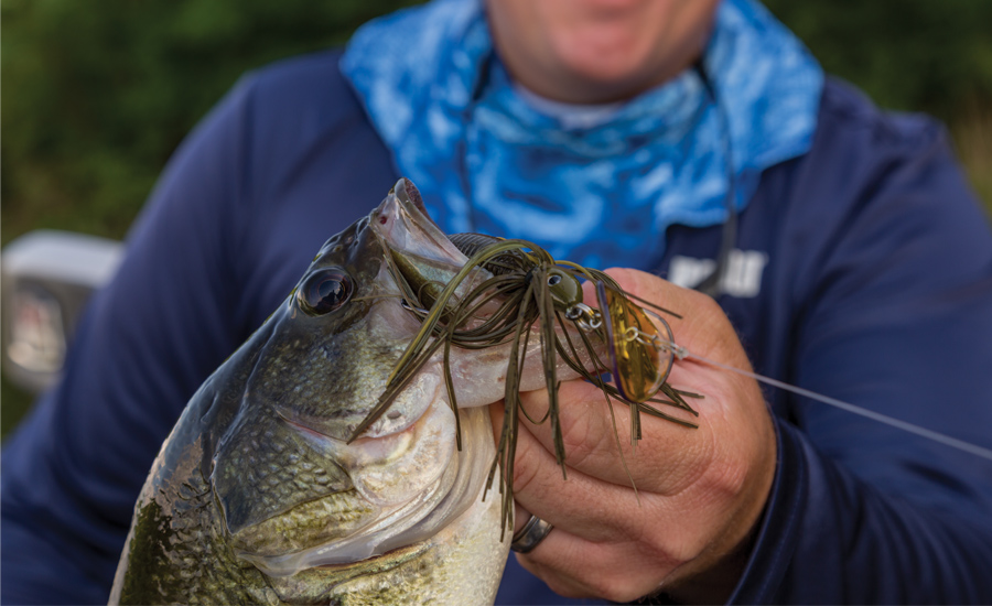 Give 'Em Lip - Swimming Bladed Baits For Big Bass