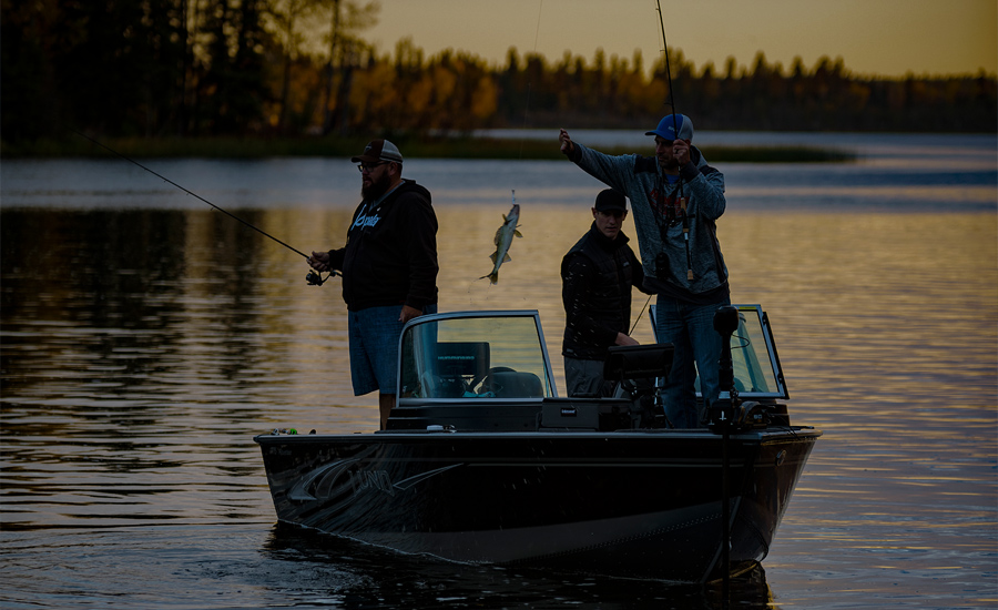 Nighttime Casting For Fall Walleye (From Land or Boat)