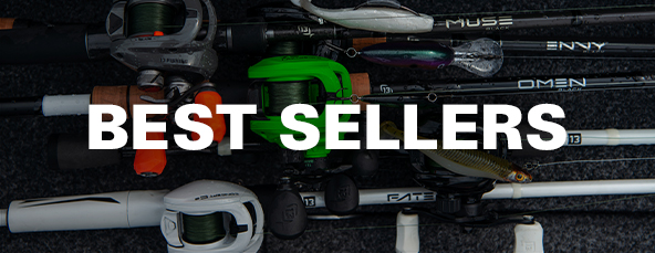13 Fishing Best Sellers