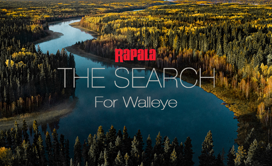 "Rapala ""Search for Walleye"""