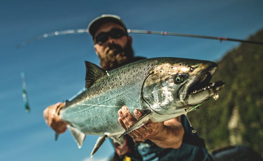 NEW LUHR-JENSEN® COYOTE CYCLONE FLASHER ATTRACTS FISH AT MULTIPLE SPEEDS