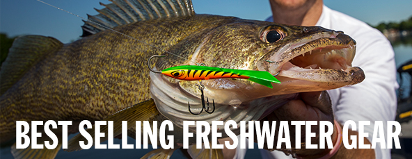 Best Selling Freshwater Gear