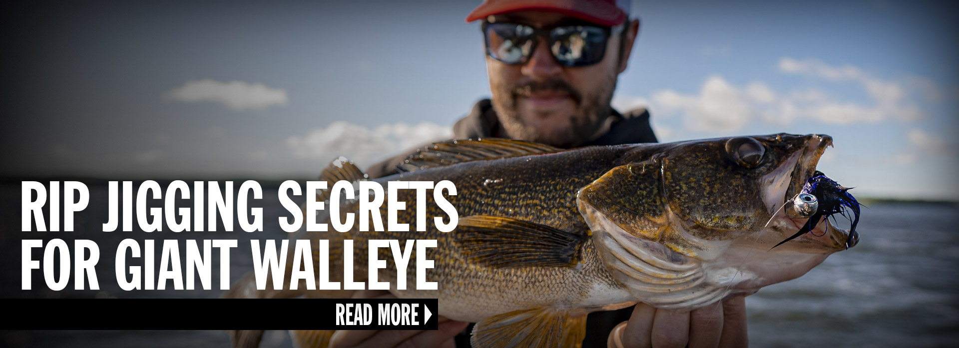 Rip Jigging Secrets For Giant Walleye