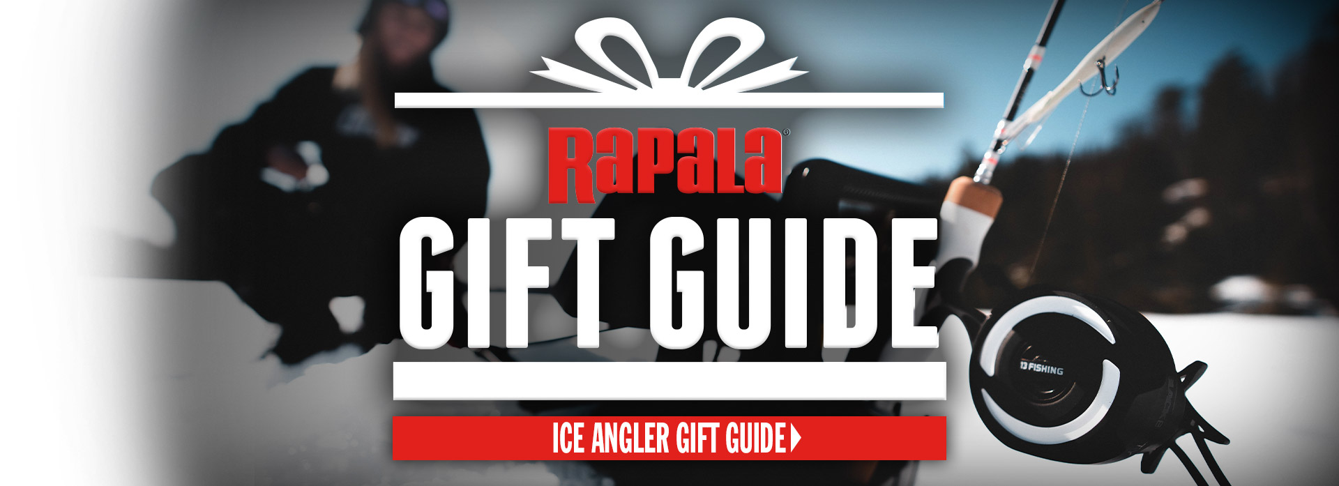 Ice Fisherman's Gift Guide 2020