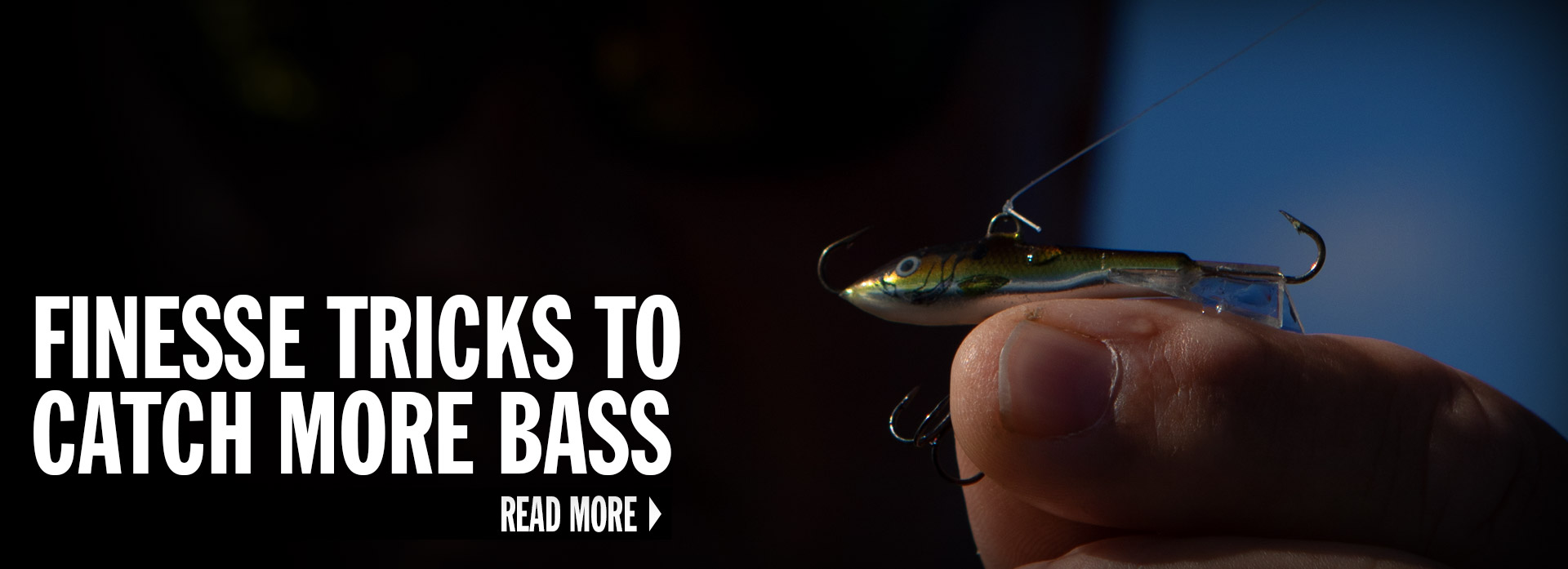 Finess Tricks to Catch More Bass